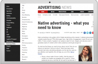 NATIVE ADVERTISING – WHAT YOU NEED TO KNOW