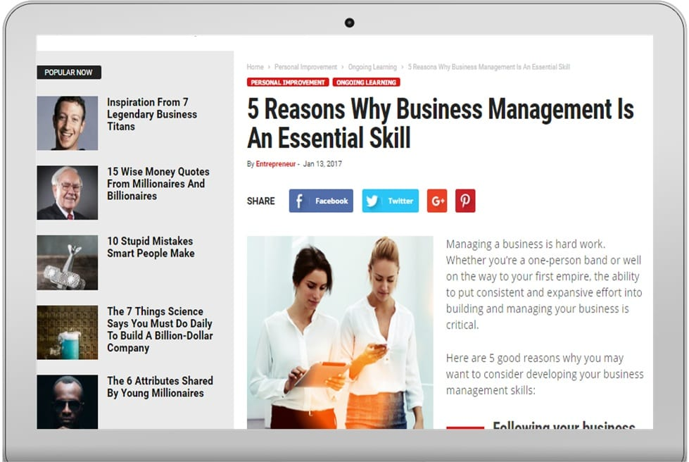 MANGO-OMC Client News, Careers24 article