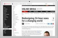 Redesigning 24-hour news for a changing world