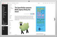 The SpaceStation sponsors Media Agency Rising Star Award