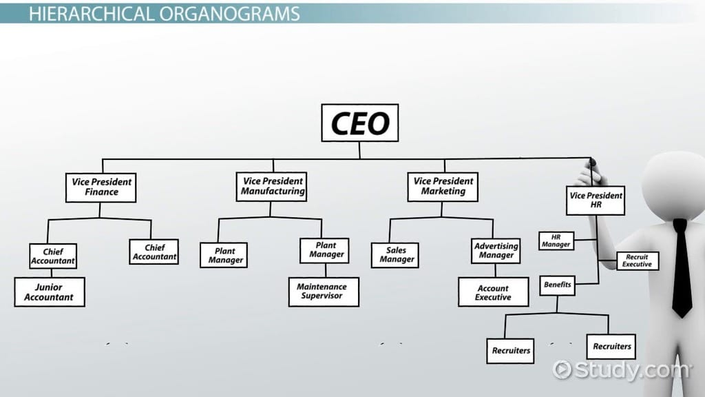 company structure in a smaller agency mango omc