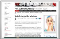 Redefining public relations