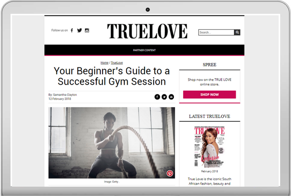 gym guide for beginners pdf