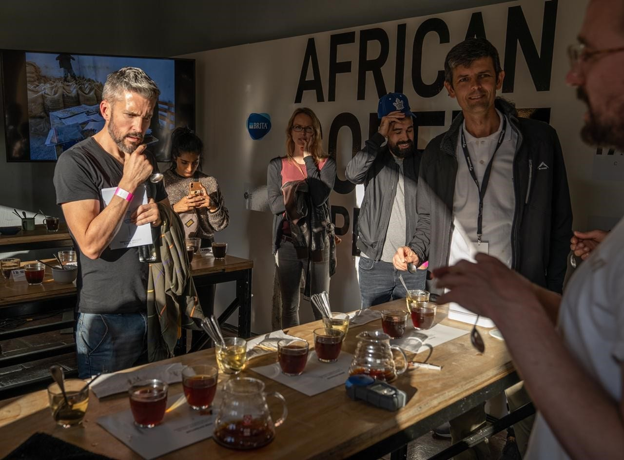 The Cape Town Coffee Festival