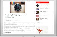 Facebook and Instagram shape SA's social media