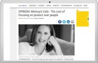 OPINION: Melissa's Cafe – The cost of focusing on product over people