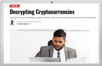 Decrypting Cryptocurrencies